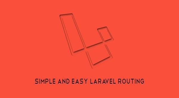 آموزش لاراول – Laravel Routing
