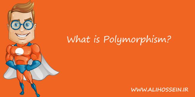 آموزش polymorphism در زبان php